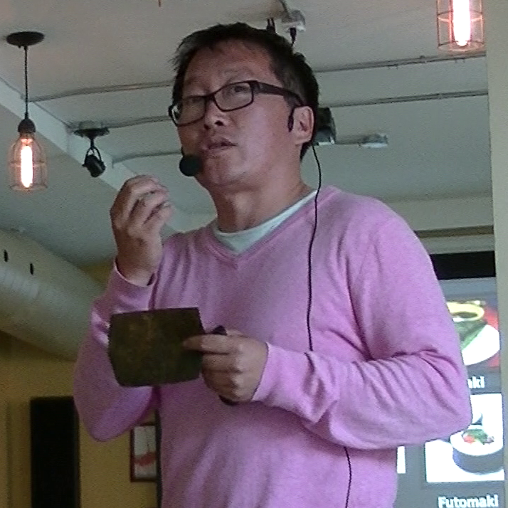 Sang Kim - Writer/Chef/Restaurateur/Food Literacy Advocate