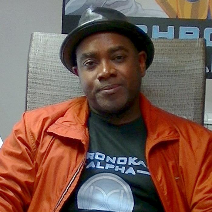 Steve Bynoe - Teacher/Comic Book Creator