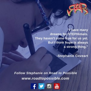 Stephanie Quote 1