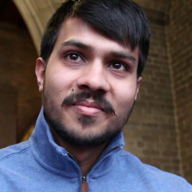 Ali Syed - Math Student