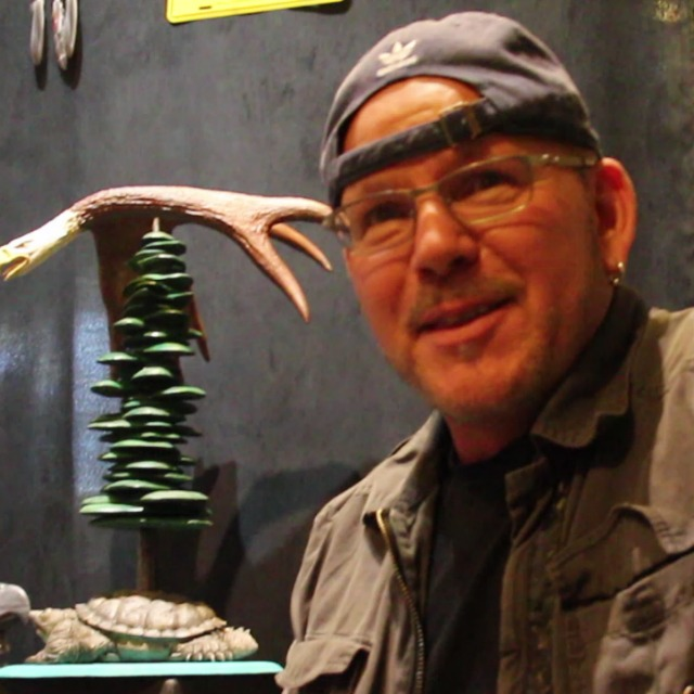David R. Maracle - Musician / Stone Sculptor