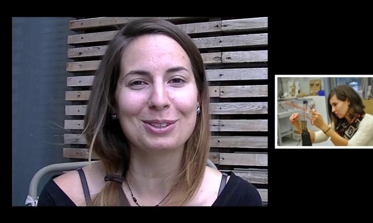 Click to watch Jennifer Schuster's Talkies