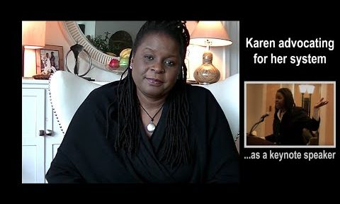 Click to watch Karen King's Talkies