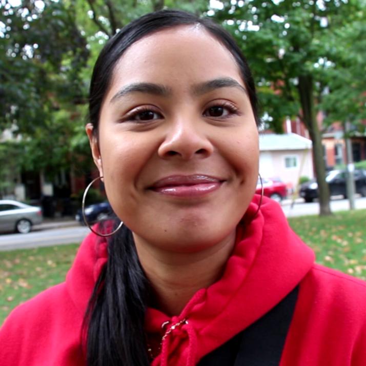 Samantha Era - Environment & Urban Sustainability Student