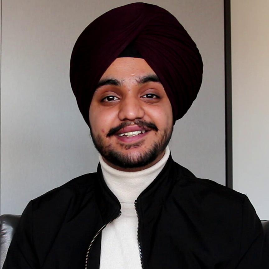 Yuvraj Singh - International Student